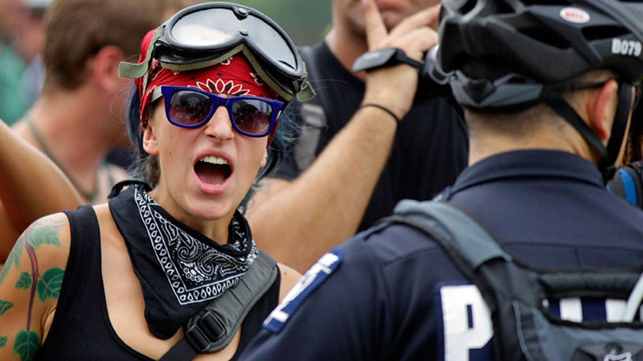 DNC-police-security