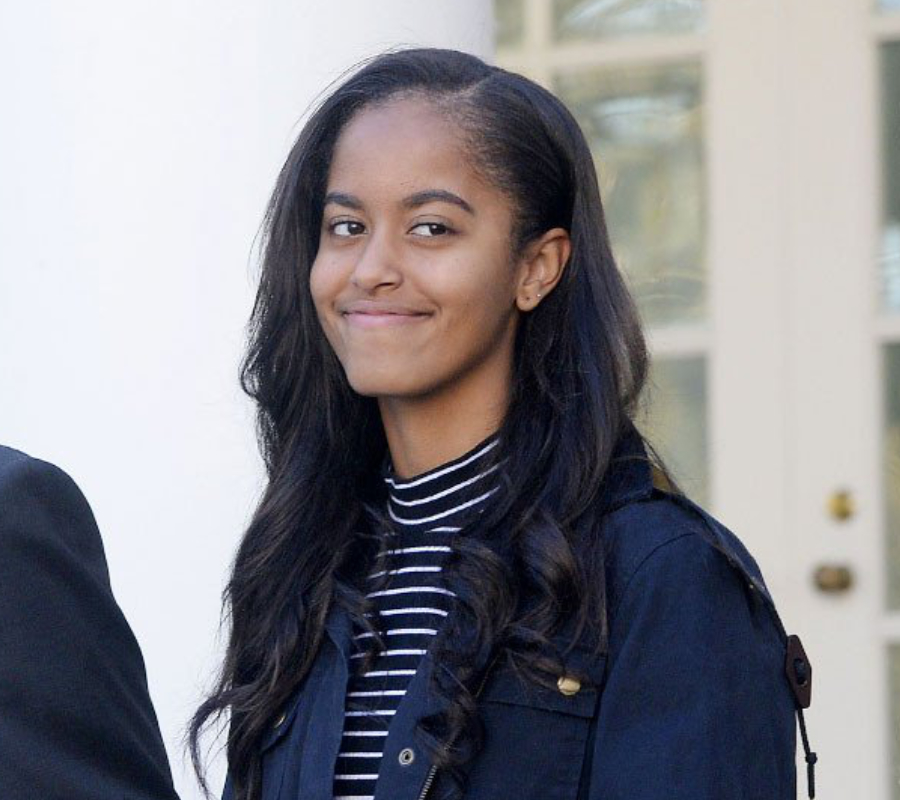 Malia Obama Lollapalooza 4