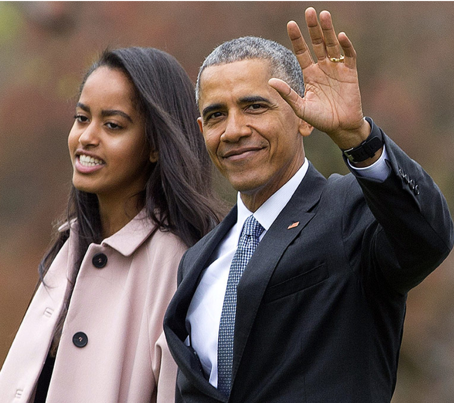 Malia Obama Lollapalooza