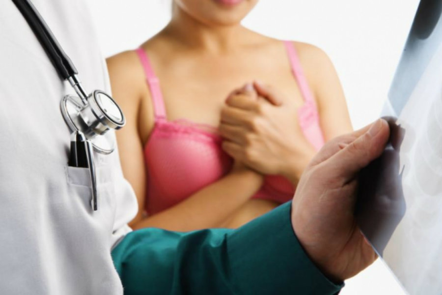 Depending on the women's breast density, the patient might need regular or less regular exams, and their risk factors might increase or decrease. Image Credit: Inquisitr