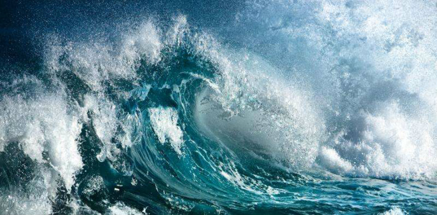After an earthquake or a movement happens, researchers study both types of waves to gain more insight into the source of the movement, the power, and the cause. But until now researchers couldn't obtain information about S-waves or their source. Image Credit: Phys