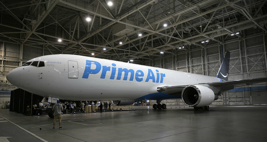Amazon latest addition to its delivery crew comes as a response to customers' increasing demand for products delivered by Amazon. Image Credit: Daily Sabah