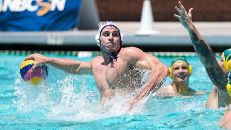 Croatia and Greece have qualified for men's water polo tournament at Rio 2016 Olympic Games so far. Image Credit: Swimming World Mag