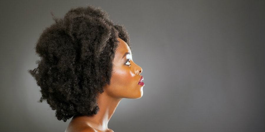 "The School's policy specifies that students ""should be conservative, neat and in keeping with the school uniform,"" however, it does not mention anything about afros. Photo credit: The Huffington Post"