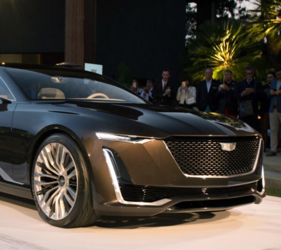 Cadillac Escala Concept Pictures Specs Design