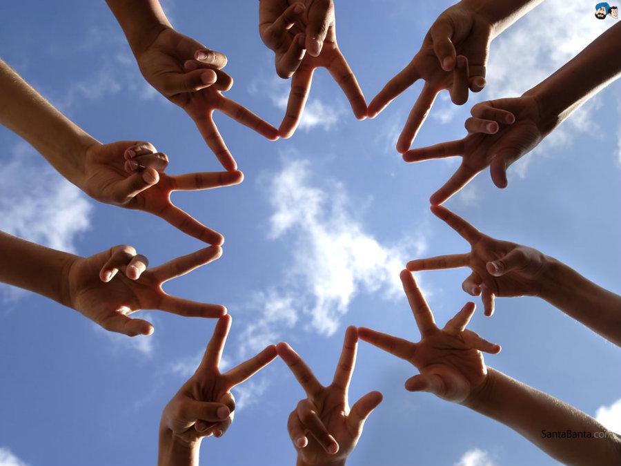 Tomorrow, August 7, 2016, the world celebrates the Friendship Day. Photo credit: Santa Banta