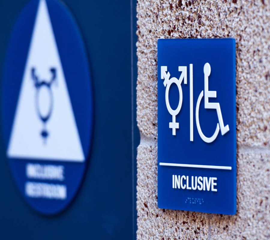 Inclusive Bathroom