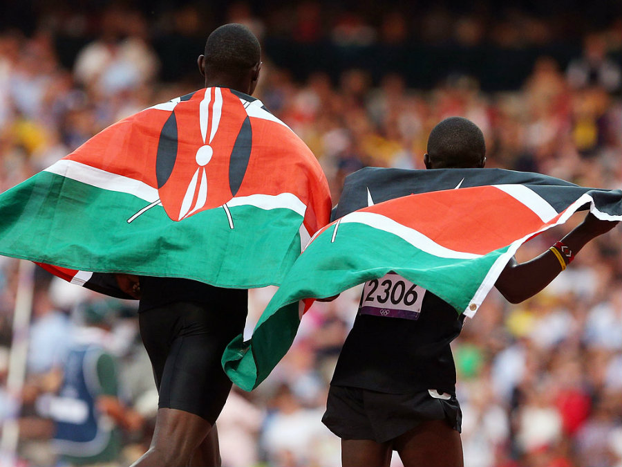Second Kenyan coach sent home and banned from Rio 2016 by the Olympic committee after caught posing as  Kenyan 800-meter runner Ferguson Rotich in a random doping test. Photo credit: Cameron Spencer / Getty / People