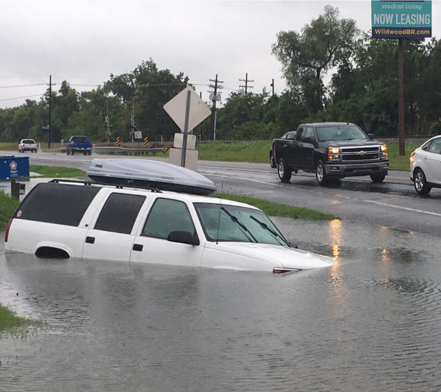 Louisiana flooding 2