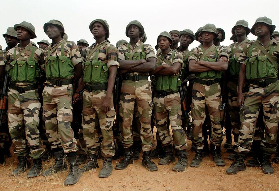 Nigerian-Soldiers-army