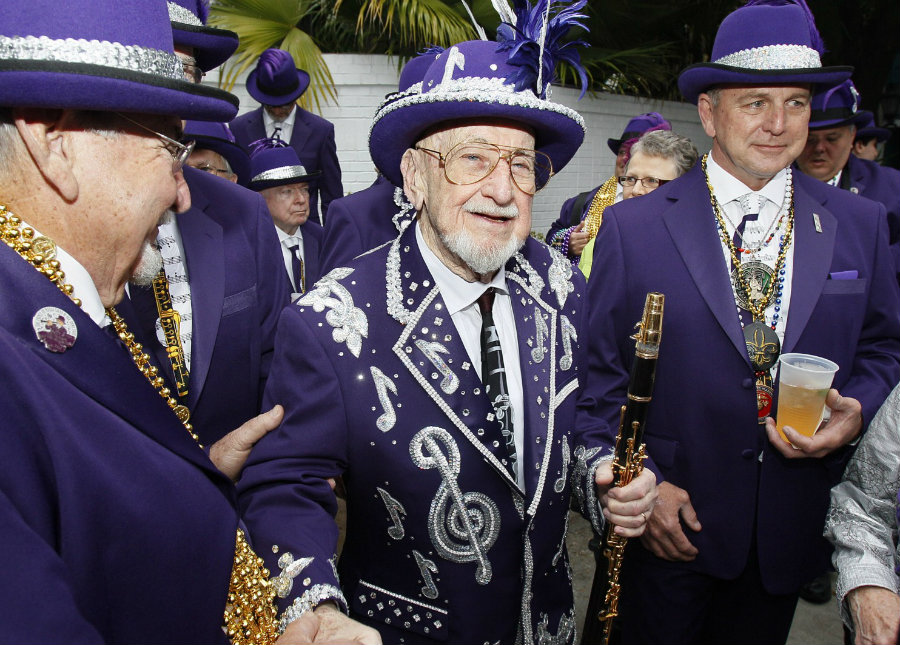 One of New Orleans jazz most prominent figures, Pete Fountain, passed away last Saturday at the age of 86. Photo credit: News Report Center
