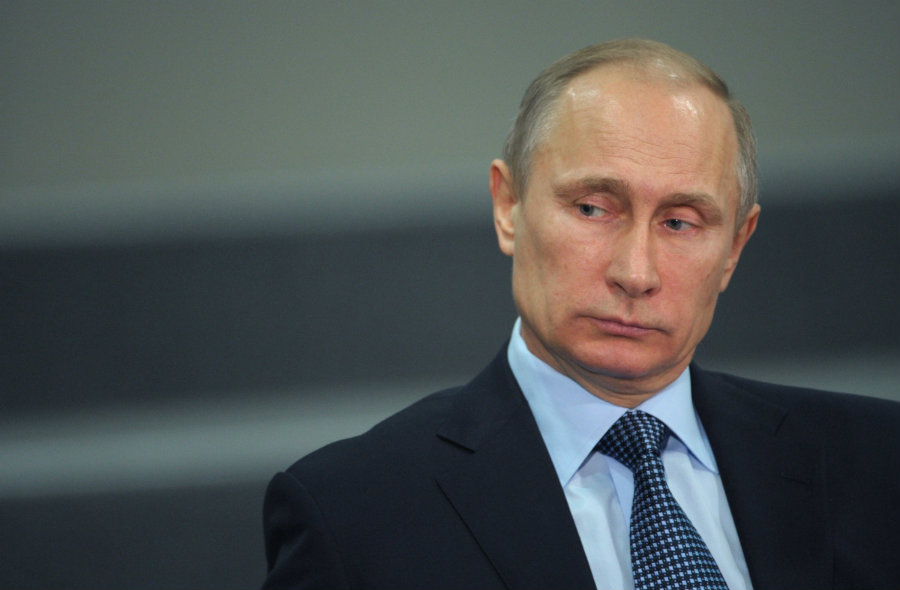 Russian President Vladimir Putin. Photo credit: Flipboard