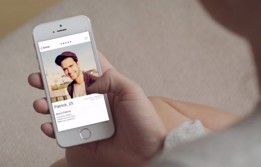 Male Tinder users feel less satisfacted with their appereances and have lower self-esteem compared to non Tinder users. Photo credit: Tinder / Thought Catalog