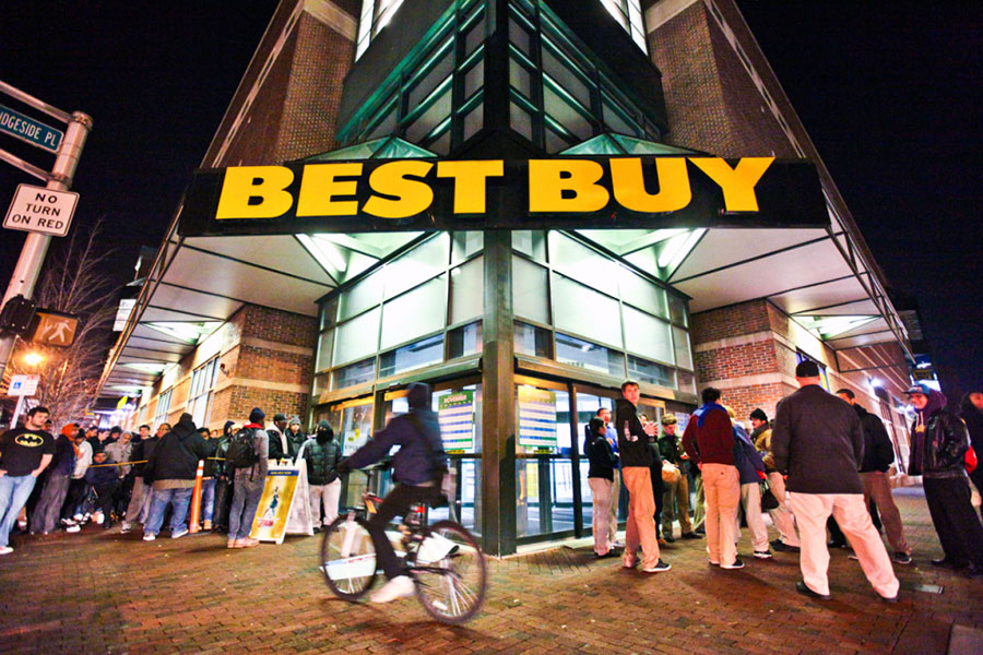 Best Buy's big 50th anniversary sale will last for just 50 hours and it kicked off last night at 11:00 PM EDT. Image Credit: BGR