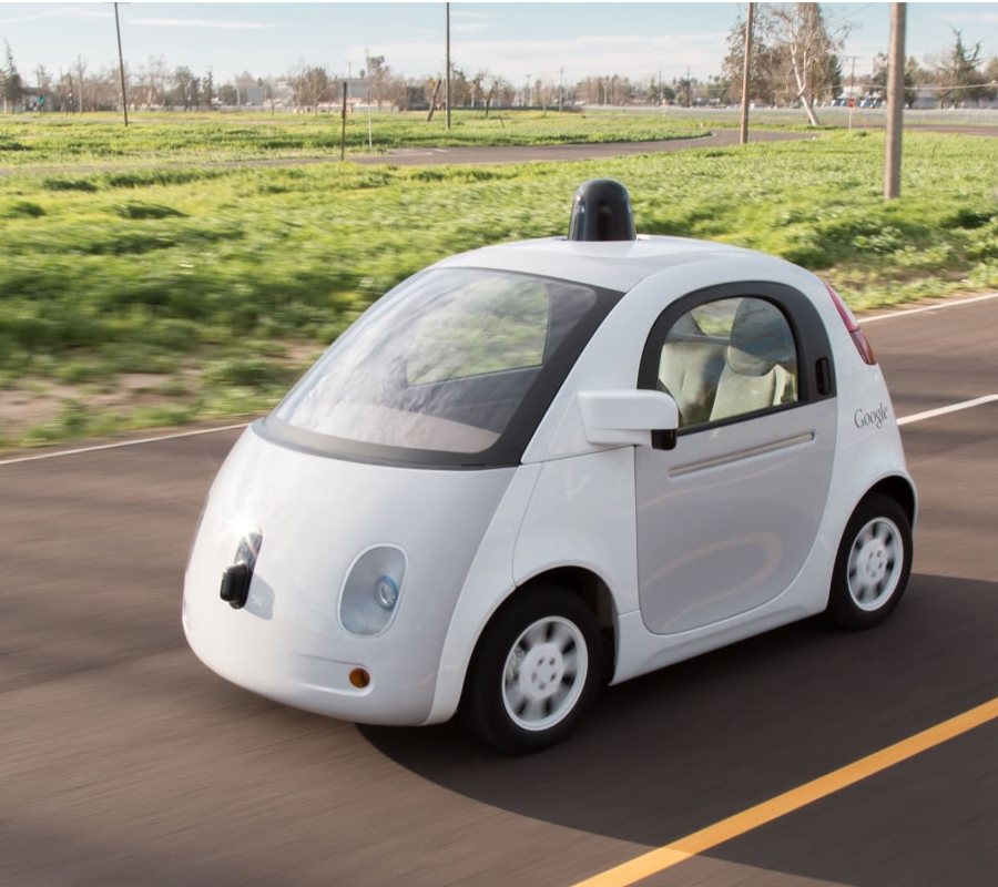 Google Self Driving Vehicle