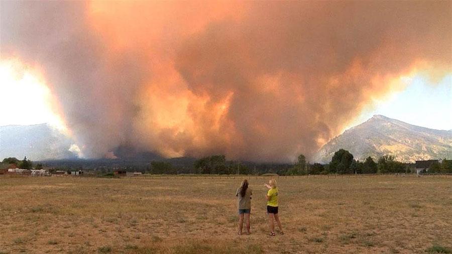 wildfire-montana