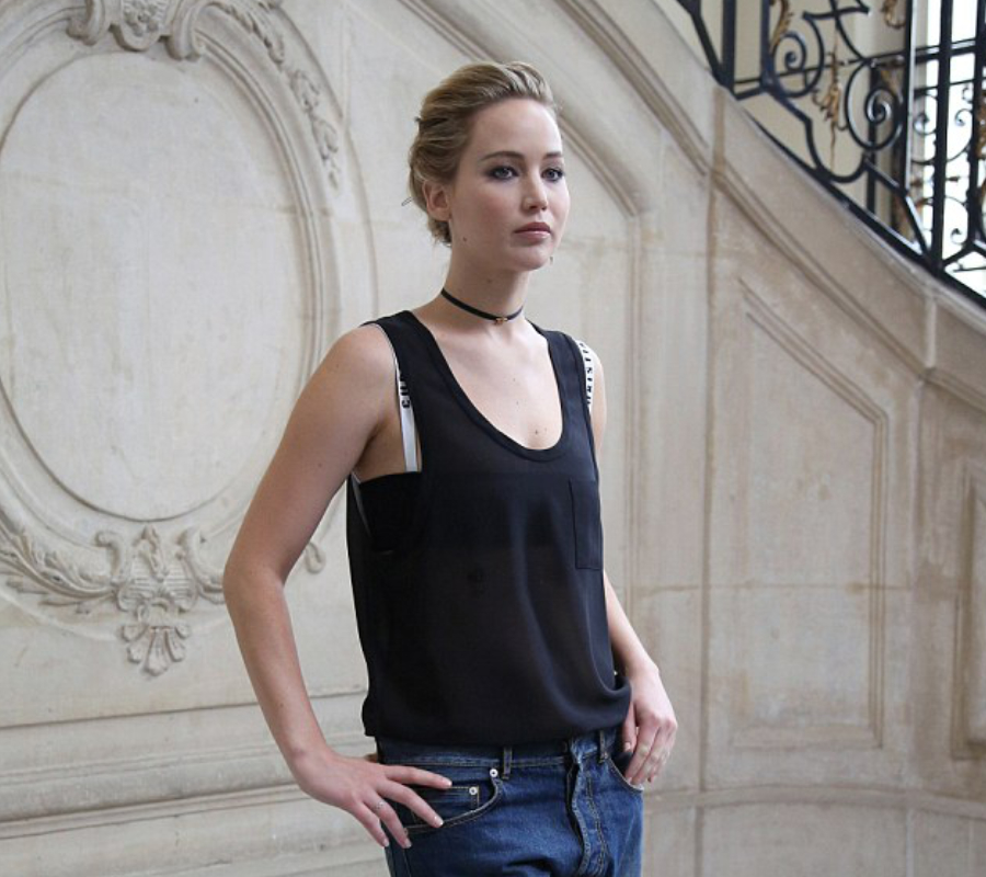 Dior/ Jennifer Lawrence