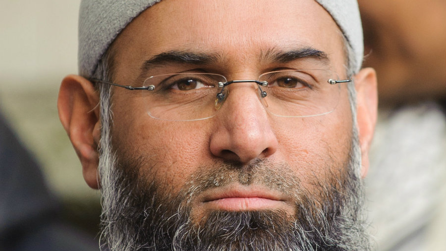 Anjem Choudary, 49, and a former lawyer was sentenced to five years and six months after two decades of preaching for extremist groups. Photo credit: ITV