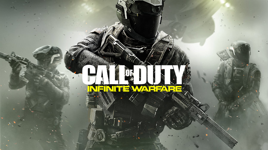 "the eyes of thousands are set in the next video game ""Call of Duty: Infinite Warfare"" which enters into the market on November 4. Photo credit: PlayStation.com"