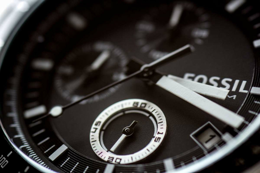 Fossil is bringing us six new models: The Q Marshal, Q Wander, Q Crewmaster, Q Nate, Q Gazer, and Q Tailor. Photo  credit: Android Spin