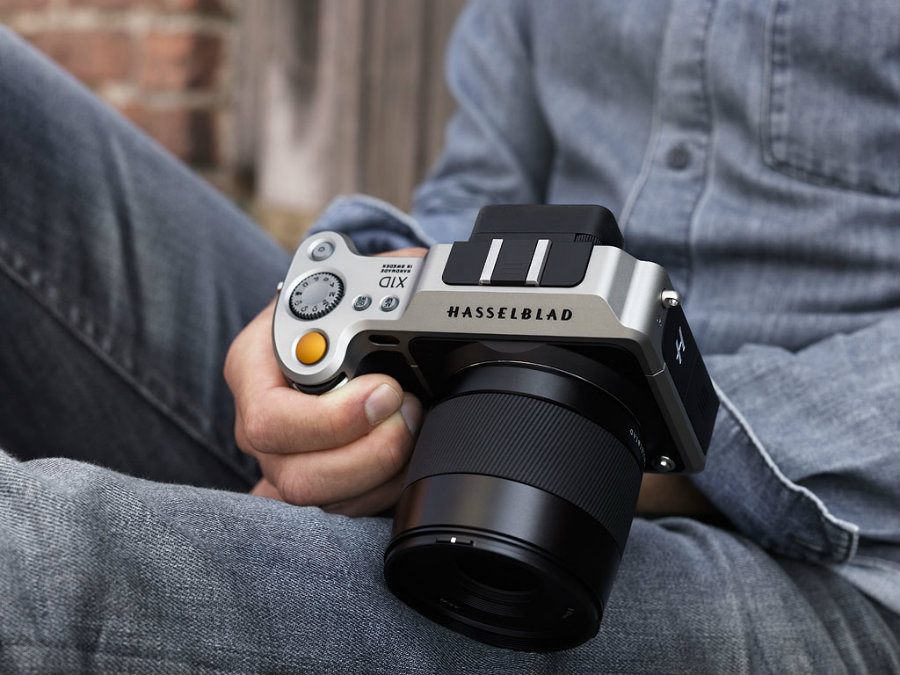 Hasselblad is celebrating its seventy-fifth anniversary with a full year of new products. Photo credit: Imaging Resource