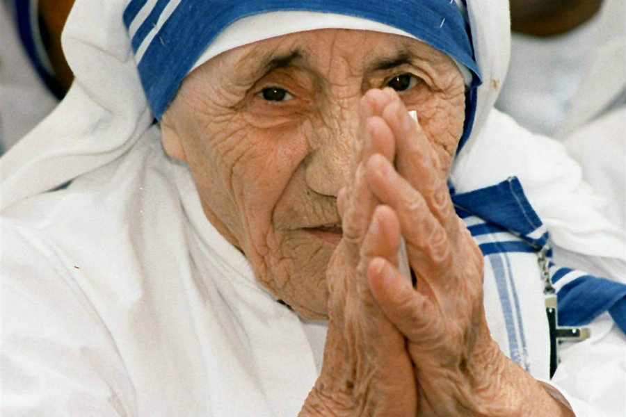 Mother Teresa of Calcutta has finally been given the Catholic Church's highest honor, as she was declared Saint. Photo credit: NBC News