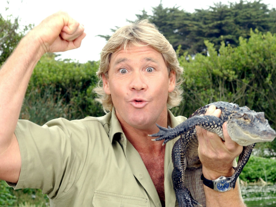 Steve Irwin was a well-known conservationist and wildlife presenter, who left behind an important legacy for wildlife conservation, education, and appreciation that transcends generations. Photo credit: Getty Images / Independent