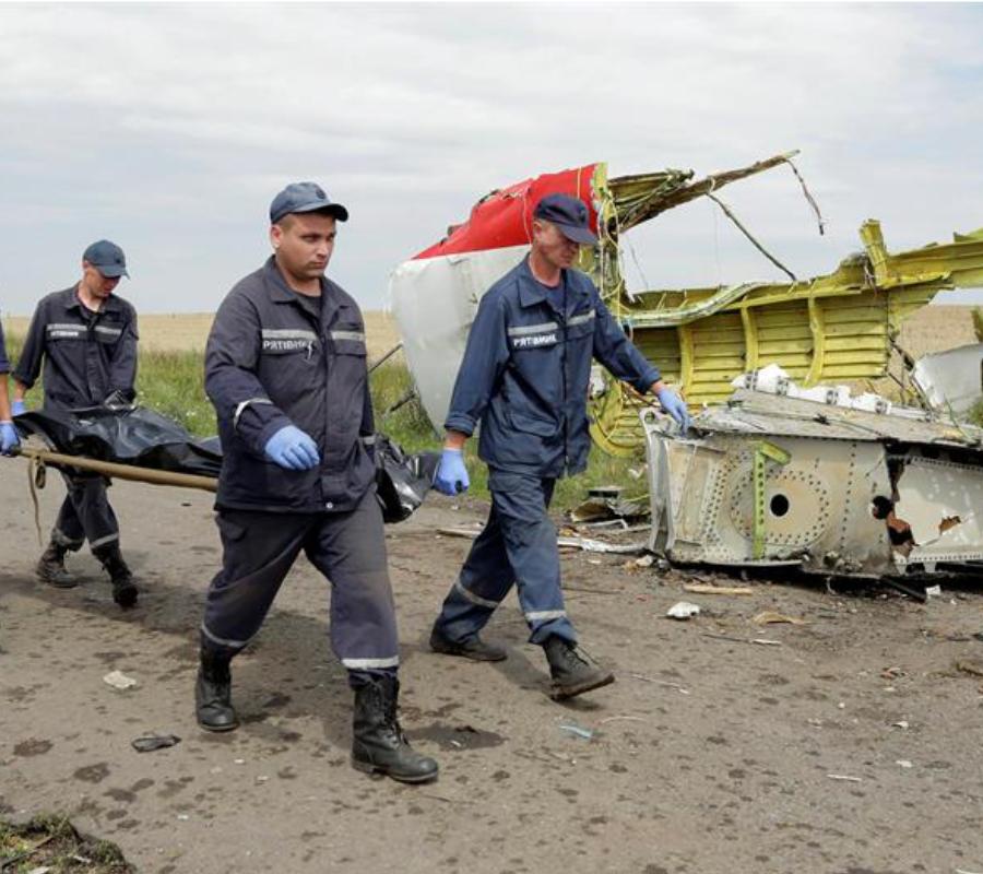 Flight MH17/ Russia / Malaysia