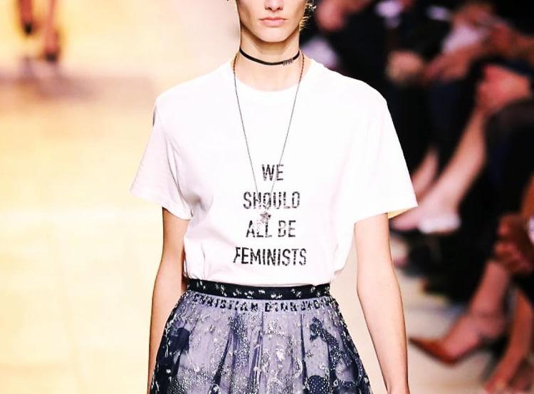 Dior Paris Fashion Show