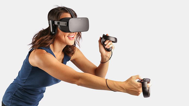 Oculus, Facebook