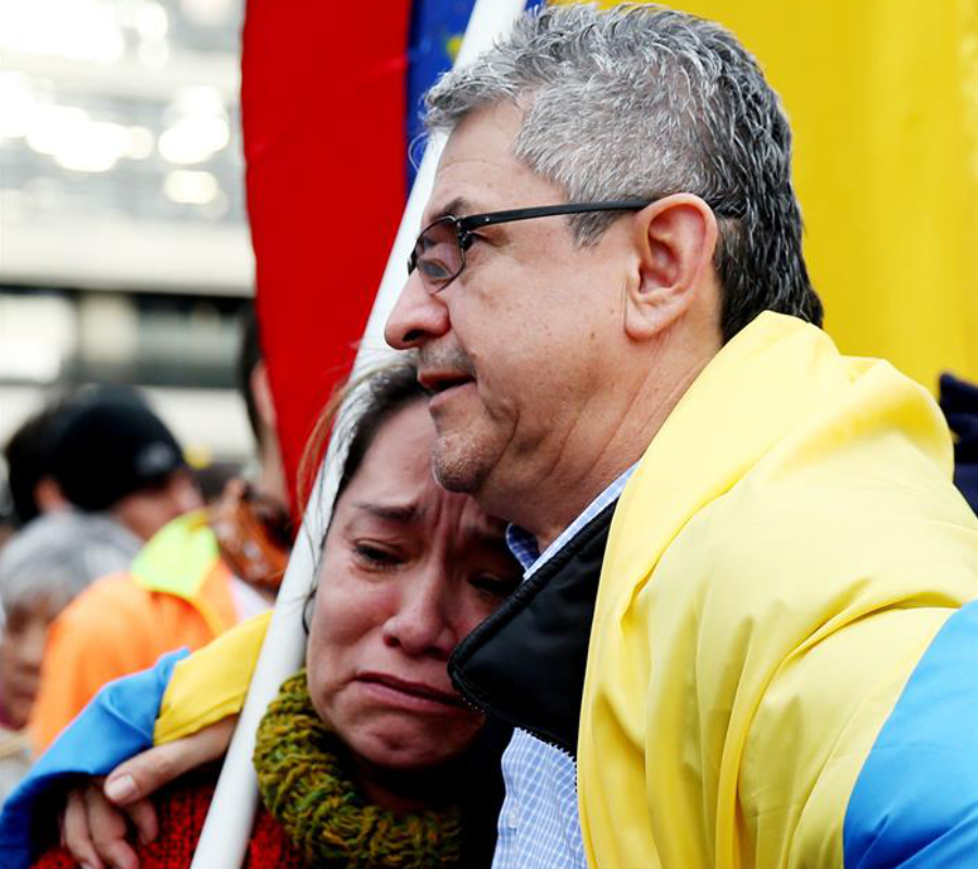 Colombia Peace Farc