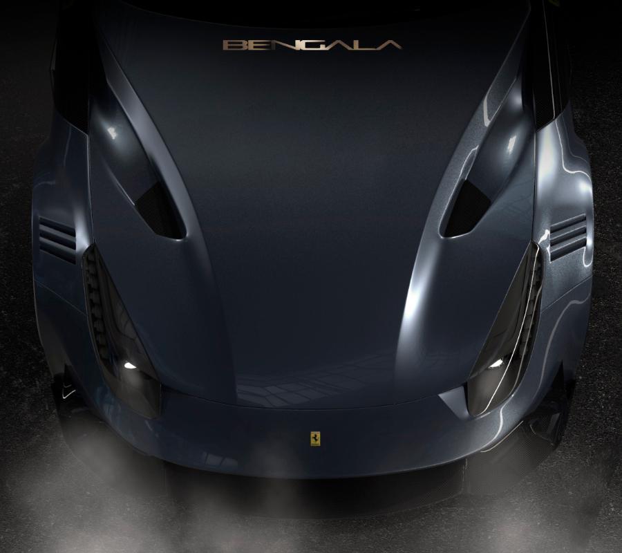 Ferrari F12 Caballeria
