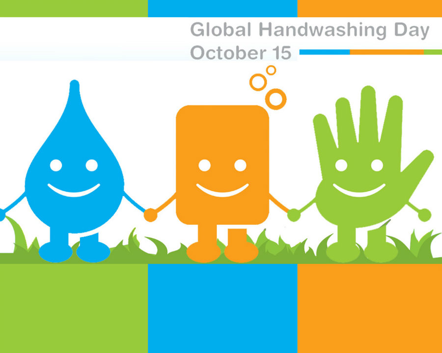 October 15 is the Global Handwashing Day. Photo credit: Analyst Consult