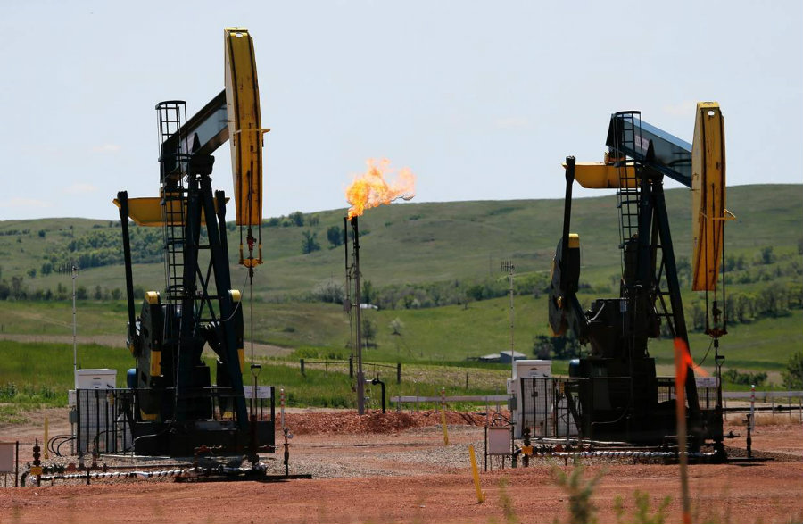 Methane emissions are 60 to 110 percent higher than current estimates. Photo credit: Associated Press / The Wall Street Journal