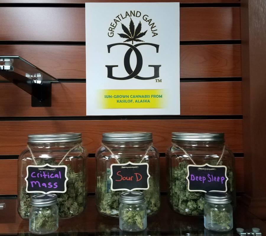 Cannabis, Alaska