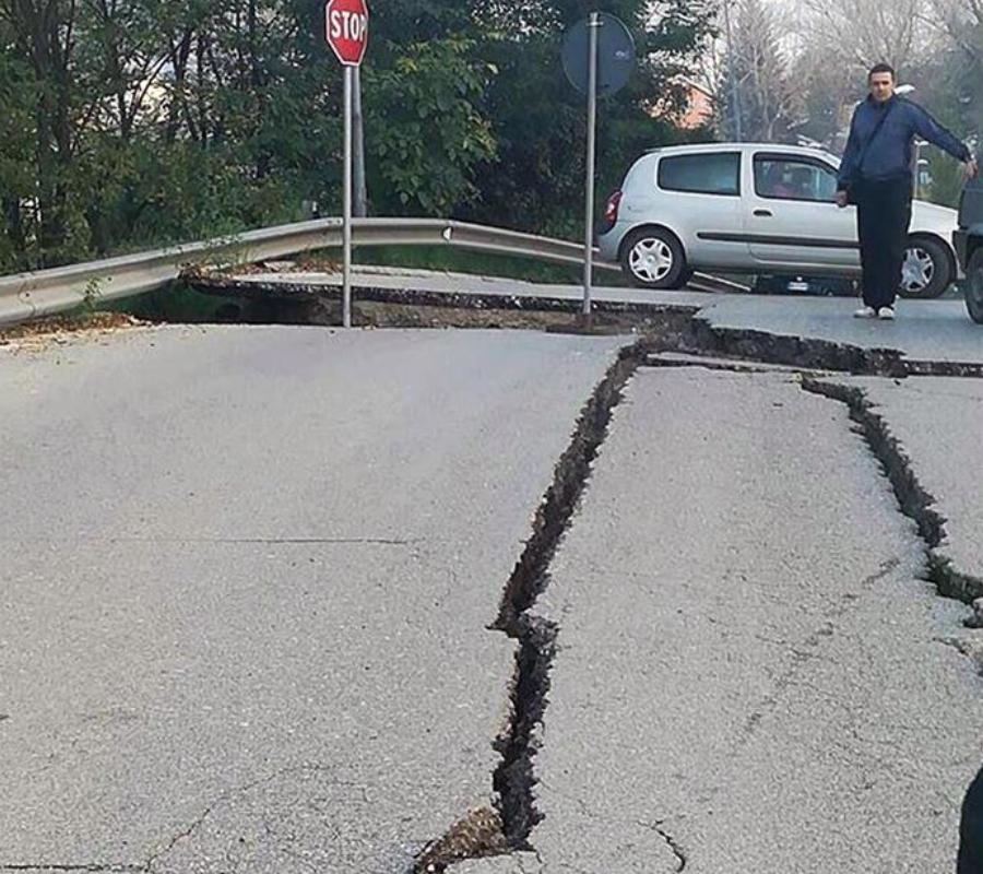 Italy Earquake