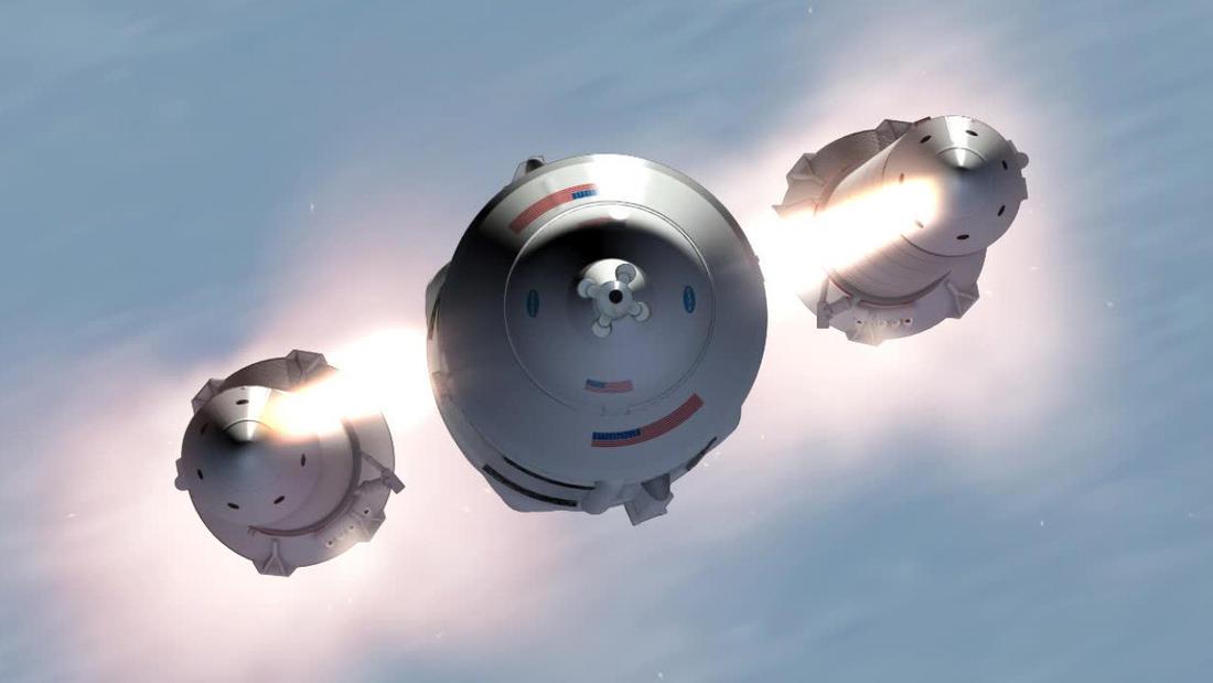 Boeing Mars