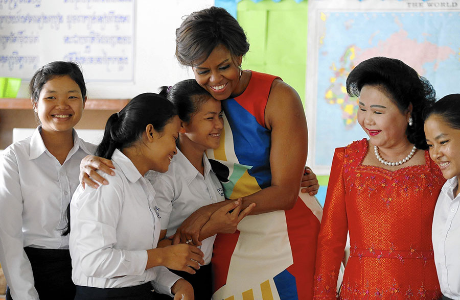 michelle-obama-education