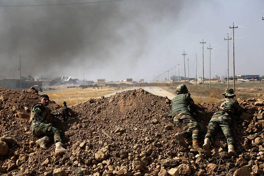mosul-battle