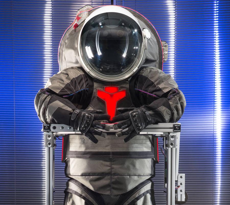 Z-2 spacesuit prototype.