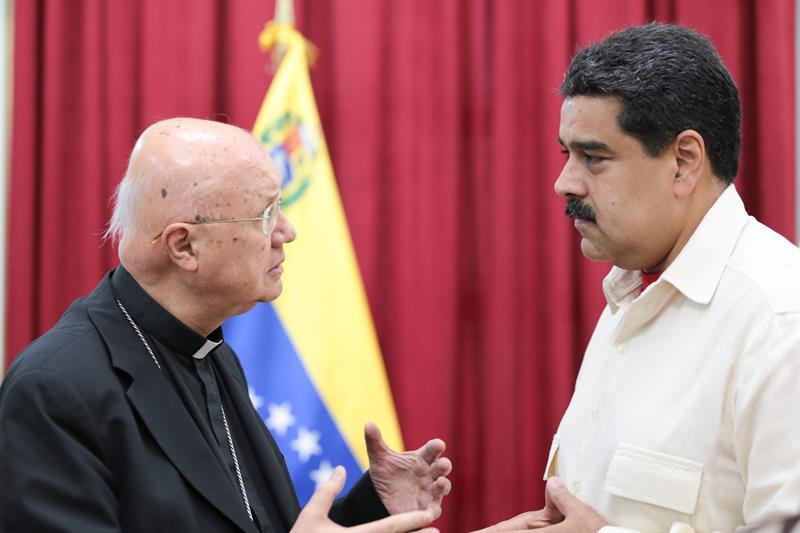 Venezuela, Maduro, Vatican