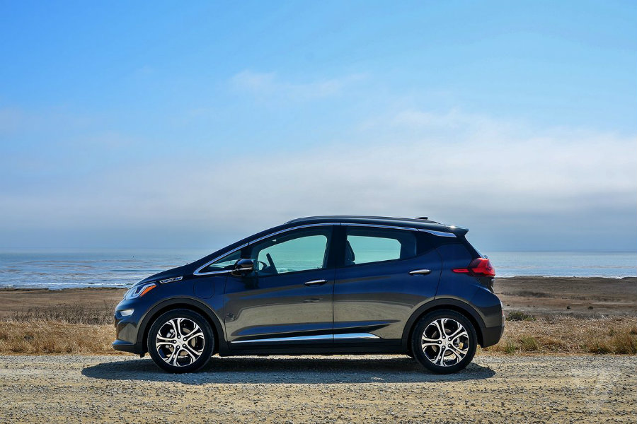 The Chevy Bolt will probably be ready to be sold by the end of the year. Photo credit: The Verge