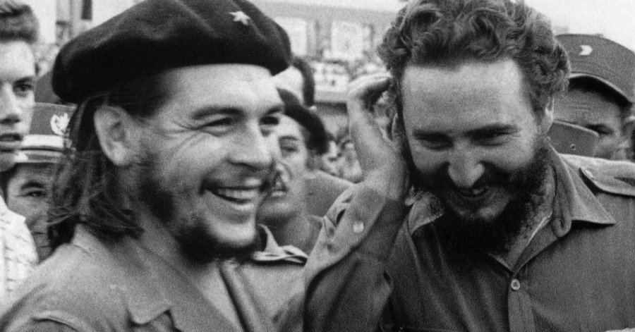 "Ernesto ""Che"" Guevara and Fidel Castro. Photo credit: AFP / Getty Images / CNBC"