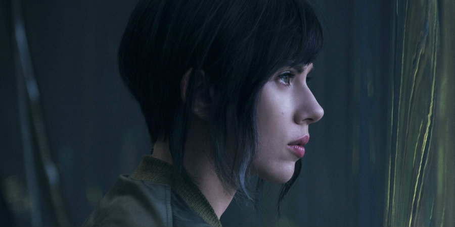 Scarlett Johansson will impersonate The Major in the sci-fi anime classic Ghost In The Shell. Photo credit: Screen Rant