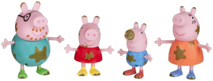 Peppa Pig's Muddy Puddles Family is one of the items making up the top 10 of the worst toys. Photo credit: Yoyo.com