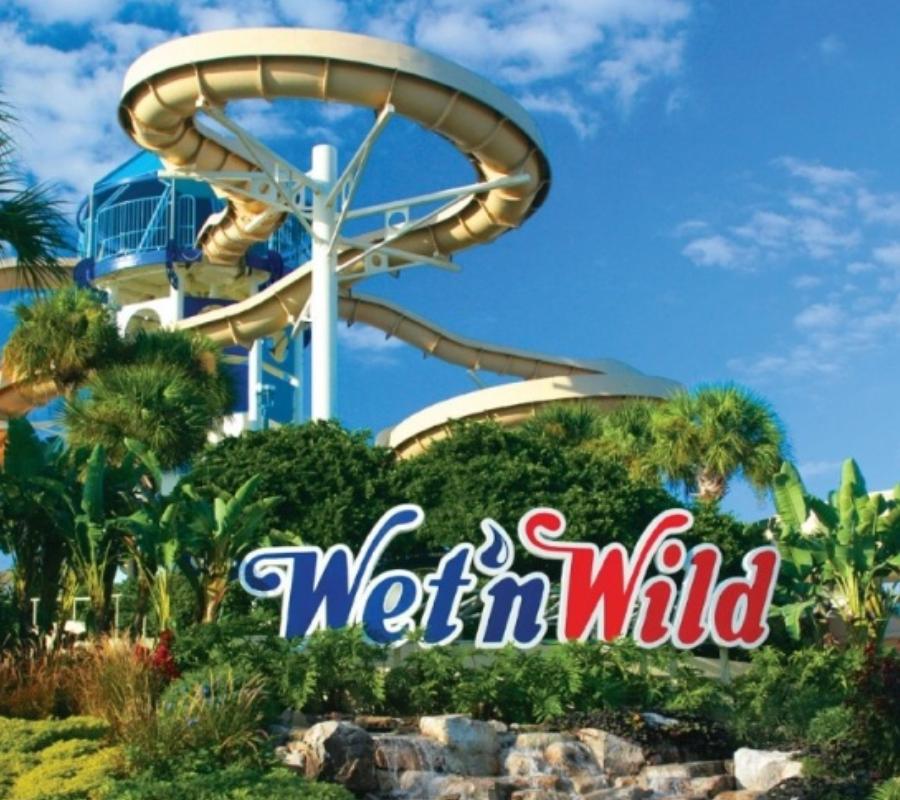 Wet 'n Wild/ Orlando Park