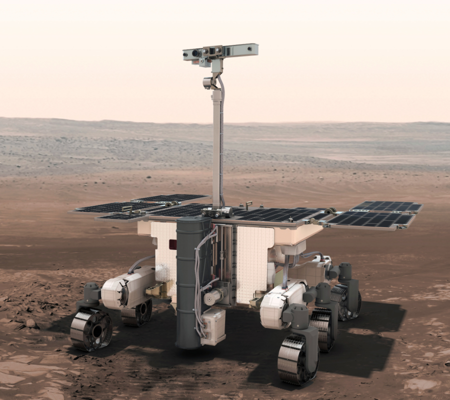 New generation Mars Rover