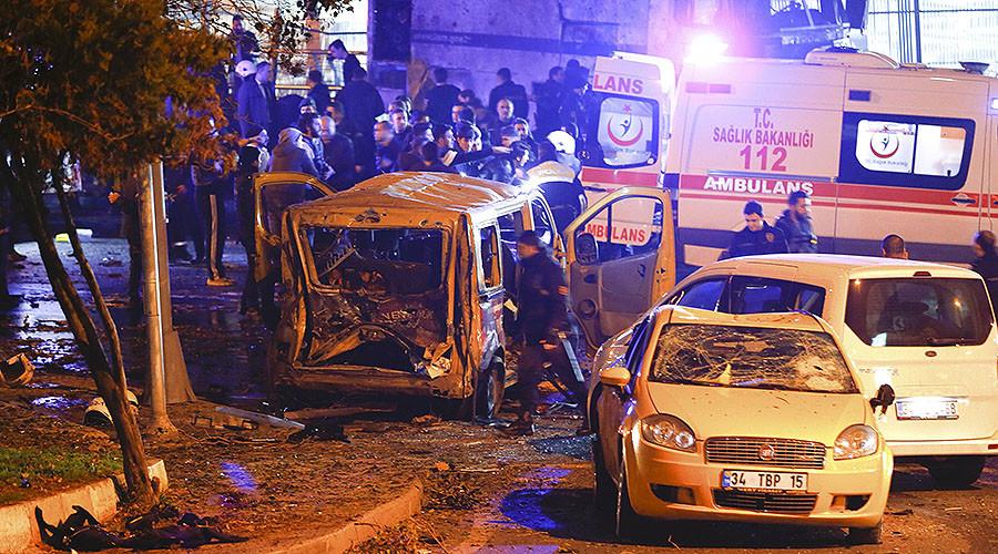 Istambul blast