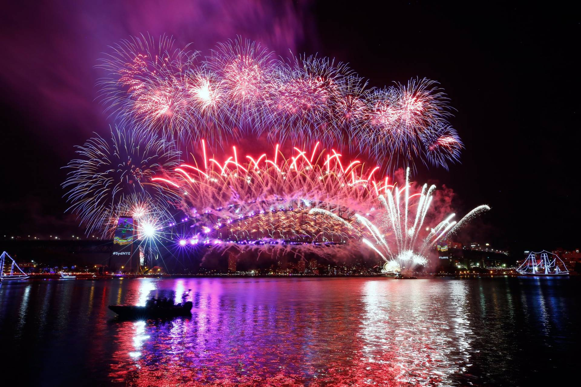 New Year's Eve in Australia