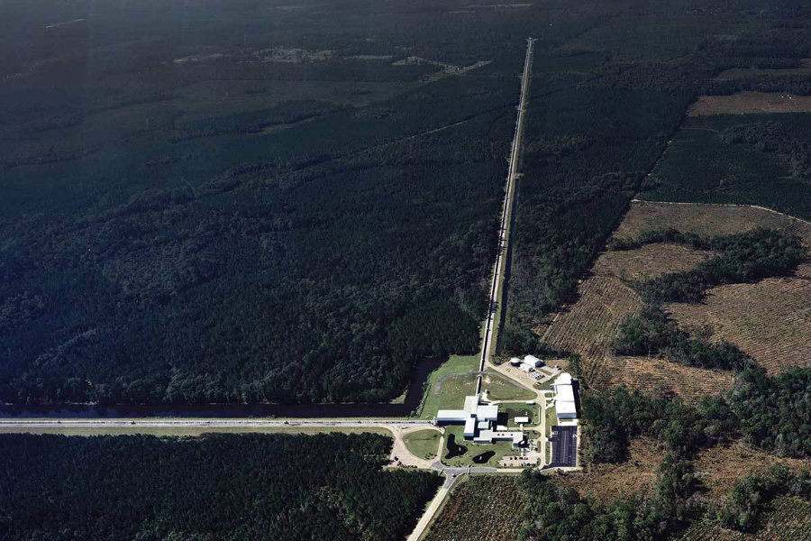 After being closed since January and under constant evaluation, Advanced LIGO is now functioning again. Photo credit: Caltech / LIGO